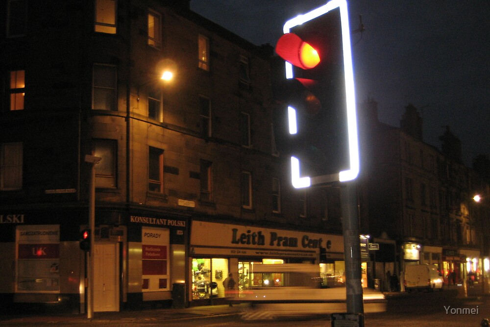 Night Speed, Leith by Yonmei