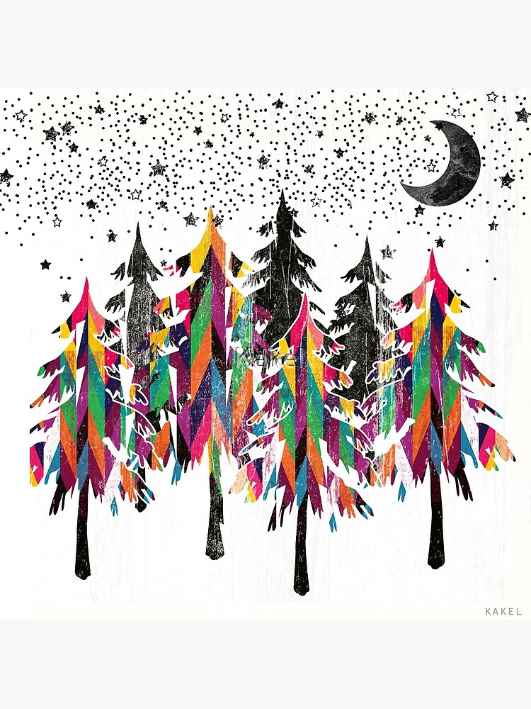 Black forest by Kakel