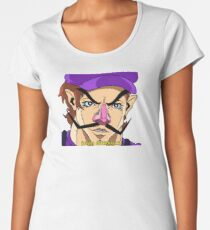 Waluigi Women's Premium T-Shirt