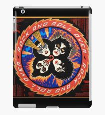 Kiss Rock and Roll Over iPad Case/Skin