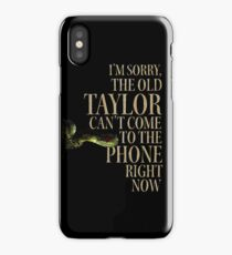 Look What You Made Me Do - Snake iPhone Case/Skin