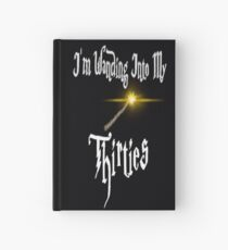 Turning Thirties Hardcover Journal