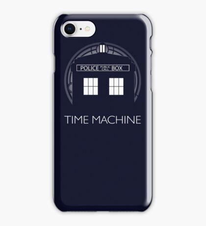 TIME MACHINE iPhone Case/Skin