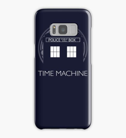 TIME MACHINE Samsung Galaxy Case/Skin