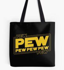 Star Wars Pew Pew! Tote Bag