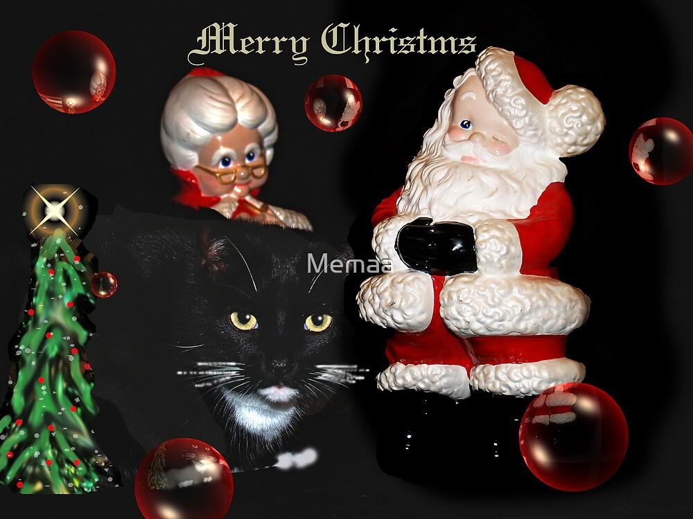 Merry Christmas - Miss Sammy by Memaa