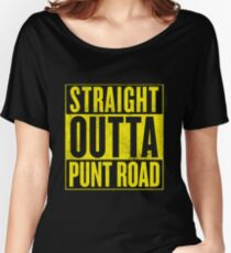 Straight Outta Punt Road Women's Relaxed Fit T-Shirt