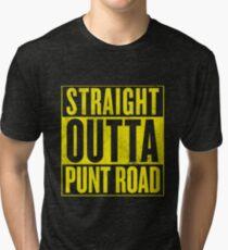 Straight Outta Punt Road Tri-blend T-Shirt