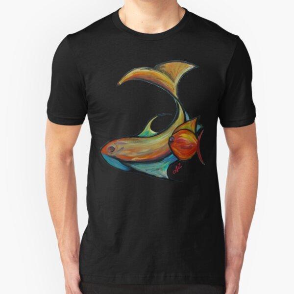 Aquarium Slim Fit T-Shirt