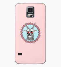 GIRLY GOAT - Art By Kev G Case/Skin for Samsung Galaxy