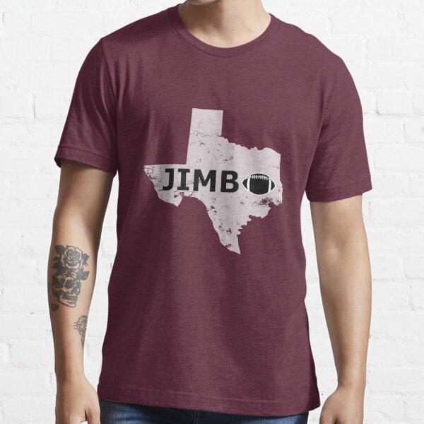 JIMBO TEES | WELCOME JIMBO FISHER TO TEXAS AGGIE FOOTBALL Essential T-Shirt
