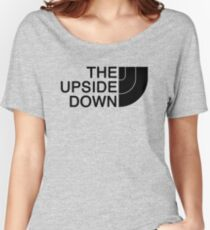 Funny Stranger The Upside Down Shirt for Outdoors Women's Relaxed Fit T-Shirt