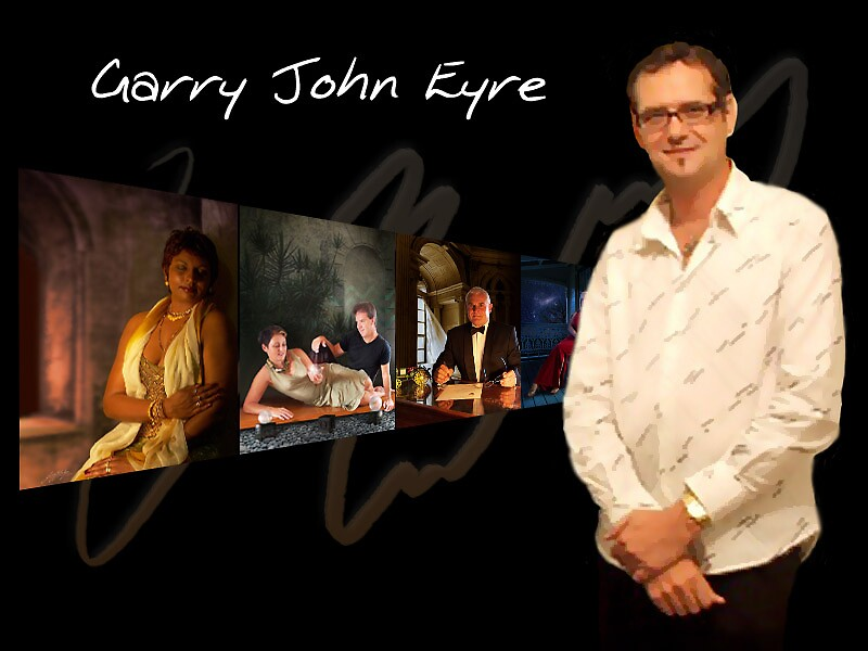The Artworks of Garry Eyre by Garry Eyre
