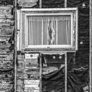 Very old window by Manon Boily