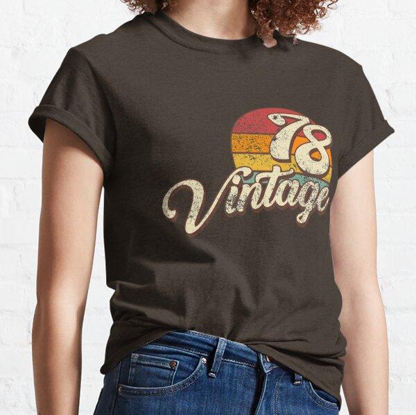 Vintage 1978  Classic T-Shirt