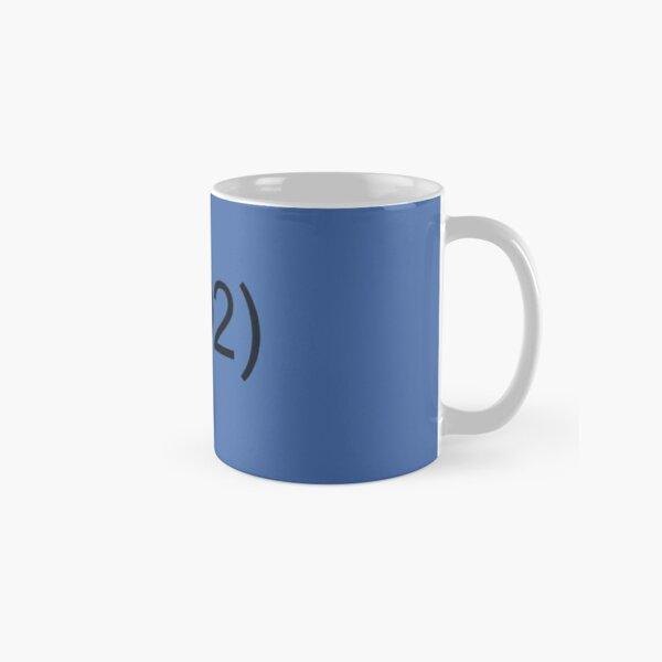802 Vermont Peace Area Code Classic Mug