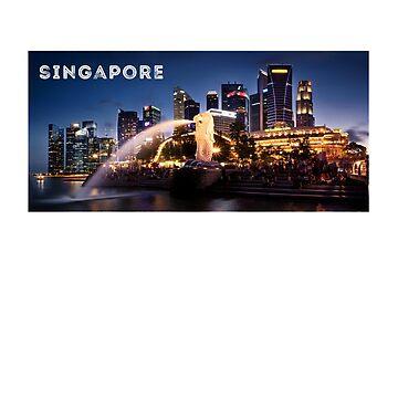 Singapore Tourist by whatajayf