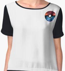 Pokemon Galaxy Women's Chiffon Top
