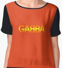 Gabba Women's Chiffon Top