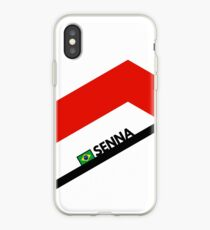 F1 Legends - Ayrton Senna [McLaren] iPhone Case