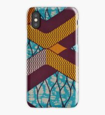 African Print Fabric iPhone Case