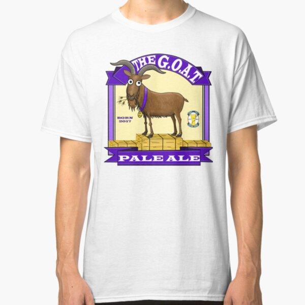 The G.O.A.T Pale Ale Classic T-Shirt