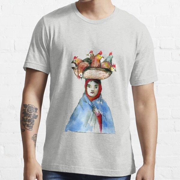 Chicken Head Essential T-Shirt