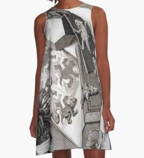 Escher A-Line Dress