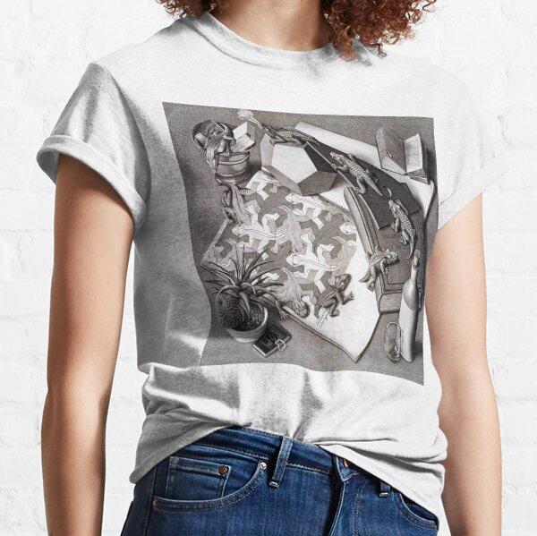 Escher T-shirt classique