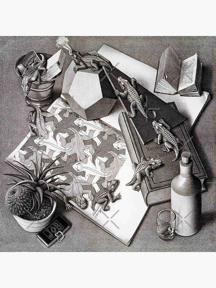 Escher by AmericanPoison