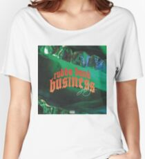 """""""Rubber Band Business"""" - Juicy J Women's Relaxed Fit T-Shirt"""
