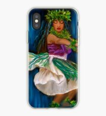 Merrie Monarch Hula iPhone Case