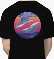 Timescapes: Sky Whales Classic T-Shirt