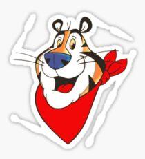 Tony the tiger Sticker