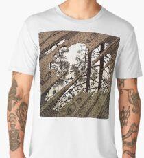 Camiseta premium para hombre Escher