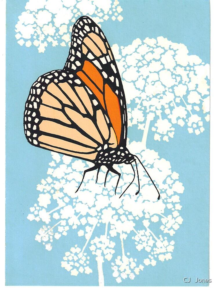 monarch by CJ   Jones