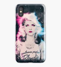 Gentlemen Prefer Blondie iPhone Case