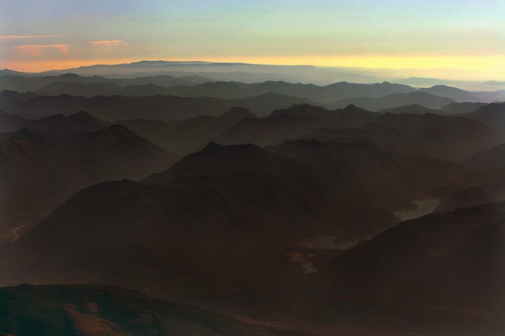 Mountains a Plenty by Ken Fortie
