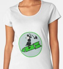 The sonic lizard Women's Premium T-Shirt