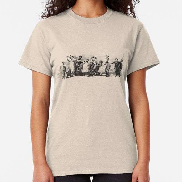 King Oliver's Creole Jazz Band Classic T-Shirt