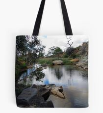 Mannum Falls Tote Bag