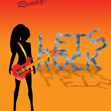 Let's Rock by artgirl99
