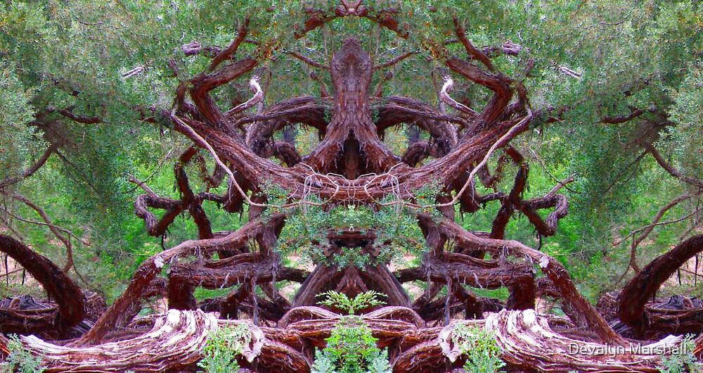 TREE HOUSE by Devalyn Marshall