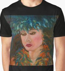 Merrie Monarch Hula Maiden Graphic T-Shirt