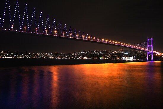Istanbul Bridge by Sekans
