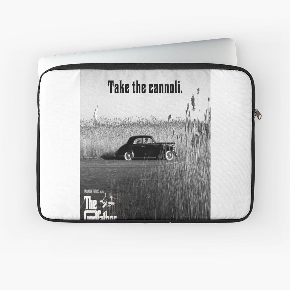 Der Pate Nimm den Cannoli Laptoptasche