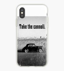 The Godfather Take the Cannoli iPhone Case