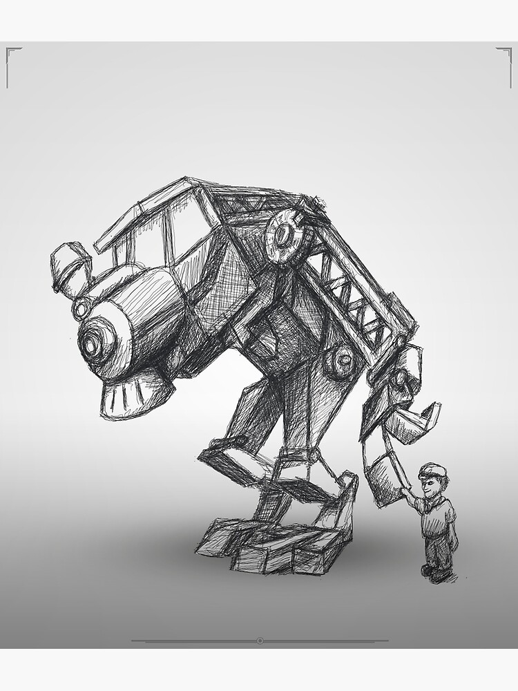 A boy and his train by Fransvb
