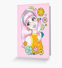 Cindy Greeting Card