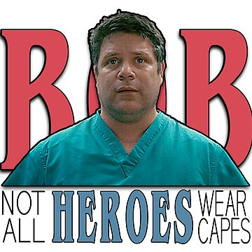 Bob Newby-Not All Heroes Wear Capes by jsmith0277